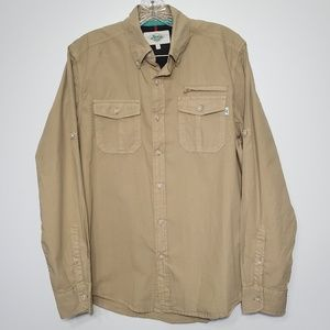 Hobie by Hurley button down shirt small